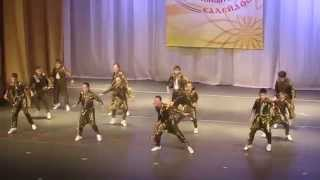 Студия современного танца Play(младшая группа)-Не детское время