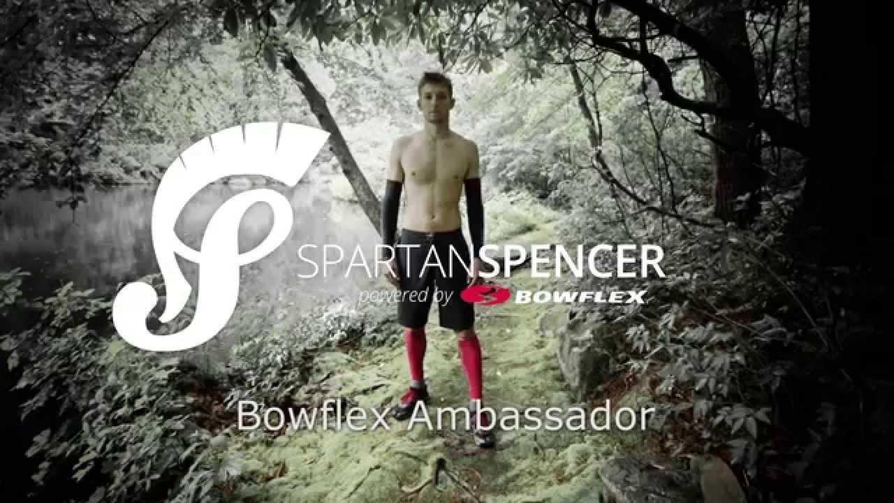 Spencer Mahoney - Bowflex Ambassador