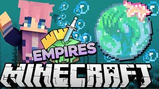 The Blue Axolotl   Ep. 18   Mine¢raft Empires 1.17