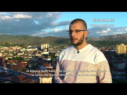 An Albanian War on Drugs