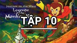 Tây Du ký Tập 10 - Hoạt Hình HTV3