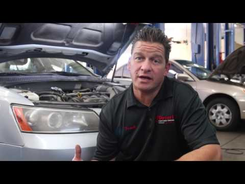 Hyundai Sonata Fuel from Exhaust Pipe