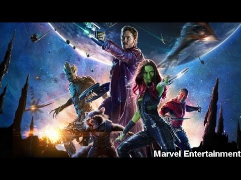 'Guardians of the Galaxy 2' Announced Before First's Release