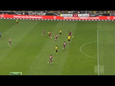 Henrikh Mkhitaryan Goal ~ Borussia Dortmund vs Bayern Munich 1 0 ~ 2014 HD