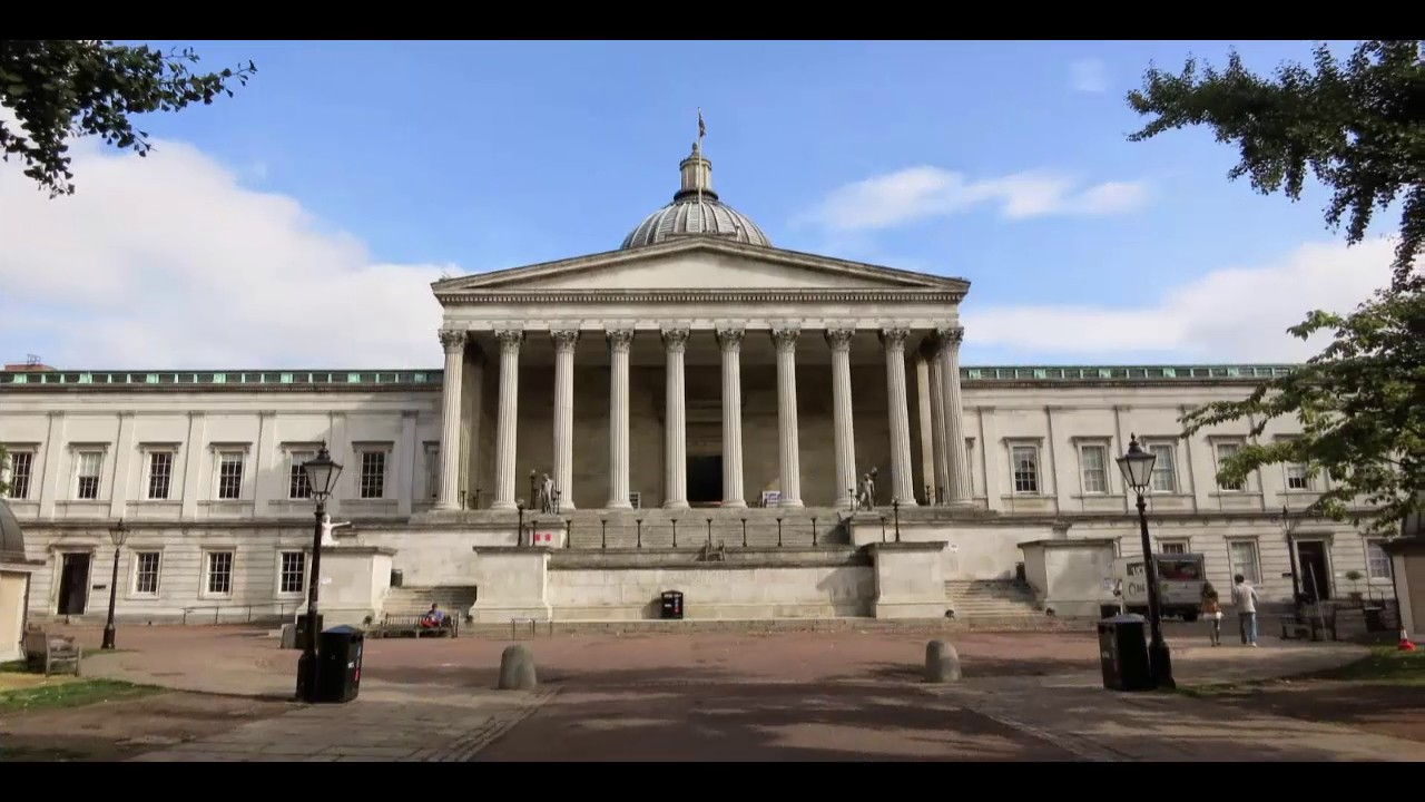 Ucl main building university college london youtube ucl main building university college london sciox Gallery