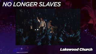 Ingrid Rosario  - No Longer Slaves (Live from Lakewood Church)