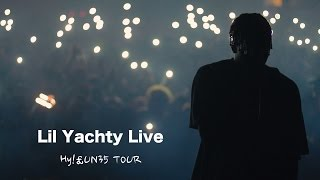"Lil Yachty Performs ""1 Night"", ""Minnesota"" + More Live in Houston, TX (Part 1) 
