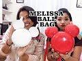 RESENHA : MELISSA BALL BAG
