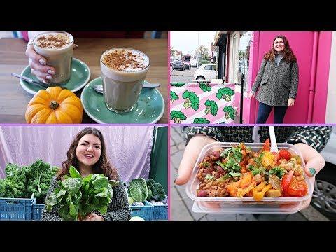 WEEKEND IN THE LIFE✨ Pumpkins, Oktoberfest & Markets 💖