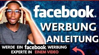 📘 FACEBOOK WERBUNG IN 2018 I Vom Facebook Werbung Anfänger Zum EXPERTEN In Einem Video!