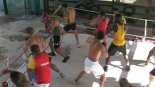 FFA Boxing in Cuba - Part 2: A Day of Boxing Training