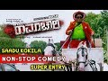 Sadhu Kokila Comedy Scenes  Sadhu Kokila Wedding Comedy Scenes With Yash  Mr And Mrs Ramachari