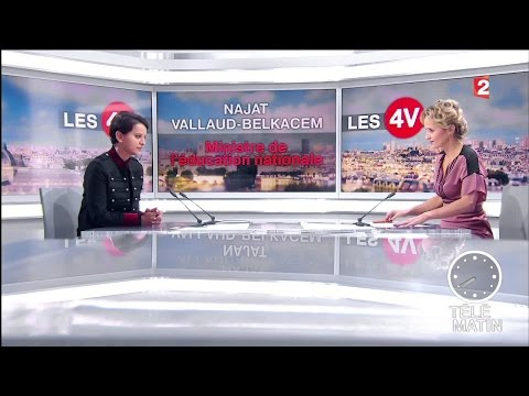 Les 4 vérités - Najat Vallaud-Belkacem
