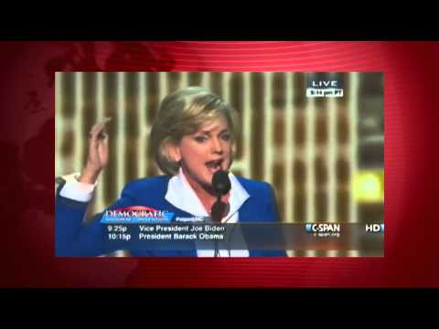 Jennifer Granholm Speech Rocks DNC