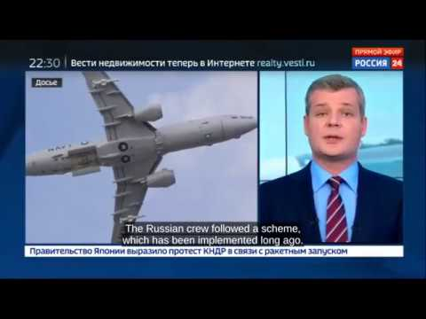 PEE-GATE? Russian Expert Reveals Whether Su-30 Spilled Kerozine Over US Spy Plane P-8A Poseidon
