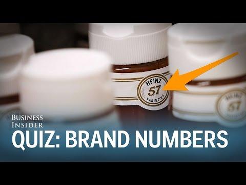 Brand name trivia