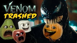 Venom - Trailer TRASHED! (Annoying Orange)