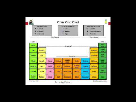 Cover Crop Seed Selection and Planting