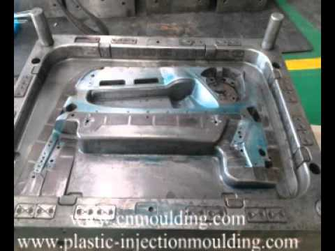 Automotive Plastic Injection Molding China Molded Products