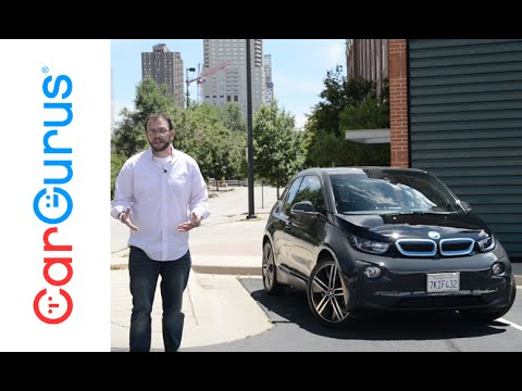 2015 BMW i3 | CarGurus Test Drive Review