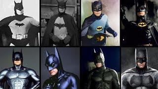 Tutti i Batman del cinema: dal 1943 al 2016