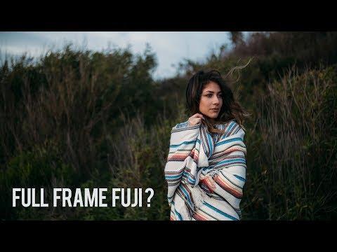 Full Frame Fuji XT3 ? Fuji X-T3 + Speed Booster = Full Frame Fuji? Viltrox EF-FX2 Review