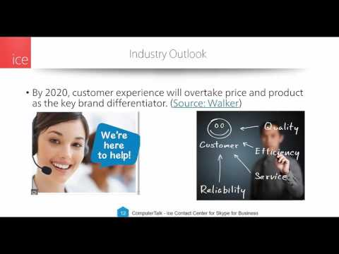 Enhancing Customer Service with CRM and Application integrated solutions in the Contact Center