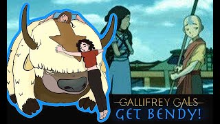 Reaction, Avatar: TLA, 3x11, Day of the Black Sun Part 2, Gallifrey Gals Get Bendy! S3Ep11