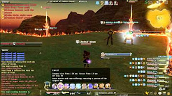 Final Fantasy XIV: Primal Ifrit Battle [ プライマルイフリートのバトル ]