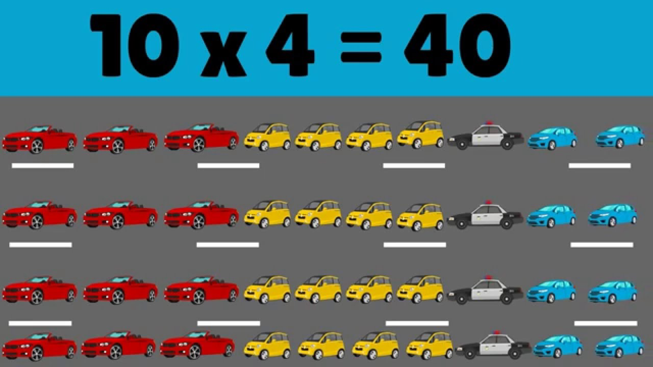 The table of 4 learn the multiplying tables with cars cartoon the table of 4 learn the multiplying tables with cars cartoon youtube gamestrikefo Choice Image