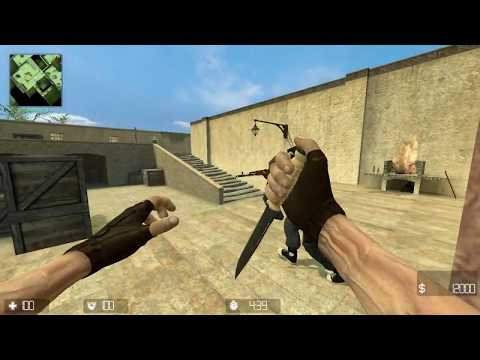 Counter-strike Source: Rock N Roll round end sounds mod