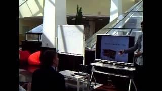 Шведский стол Первая презентация