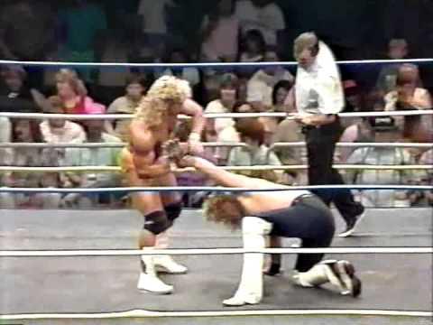 WW 8/5/89- Brian Pillman vs Wild Bill Irwin
