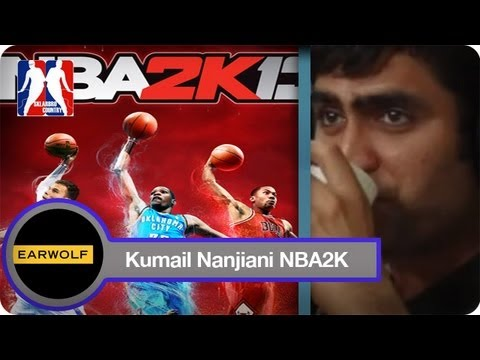 Kumail Nanjiani NBA2K | Sklarbro Country | Video Podcast Network