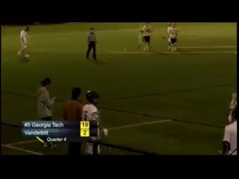 Georgia Tech Men's Lacrosse at Vanderbilt 2/9/2018