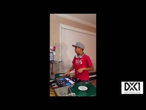 "Worlds Youngest Dj - Dextrous One ""2017 Soca Mix"""
