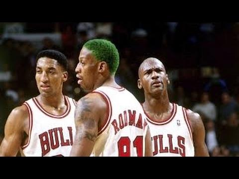 Unstop A Bulls Jordan Pippen Rodman | 72 and 10
