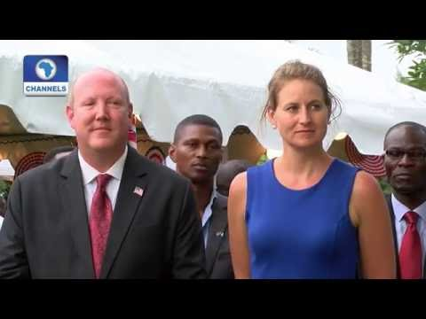 US Embassy In Nigeria Celebrates 240th American Independence