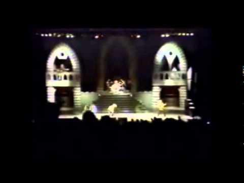 SPEAK OF DEVIL TOUR [3 of 4]... OZZY, JAKE E LEE, BRAD GILLIS, TOMMY ALDRIDGE
