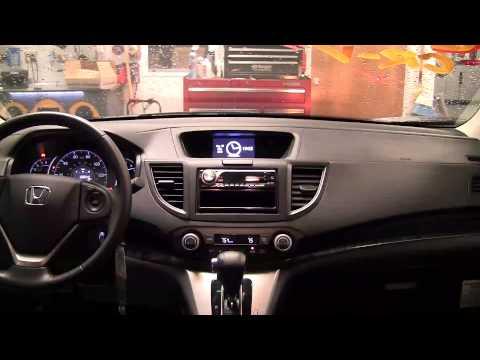 Metra Honda CRV 2012 & UP dash kit 95/99-7802CH
