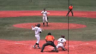 2012/6/15 杉上諒 ( 龍谷大学 ) vs 伏見寅威 ( 東海大学 )