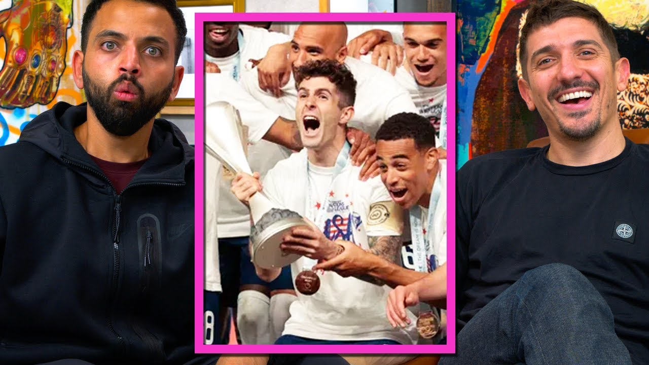 US Mens Soccer Had The Most Chaotic Final EVER | Andrew Schulz & Akaash Singh