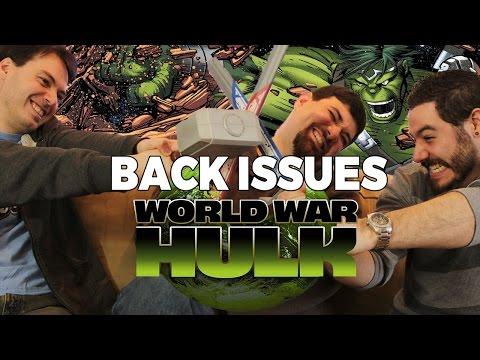 World War Hulk from Marvel Comics