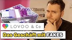 Lovoo & Co: Das Geschäft mit FAKES [ARMES DEUTSCHLAND]
