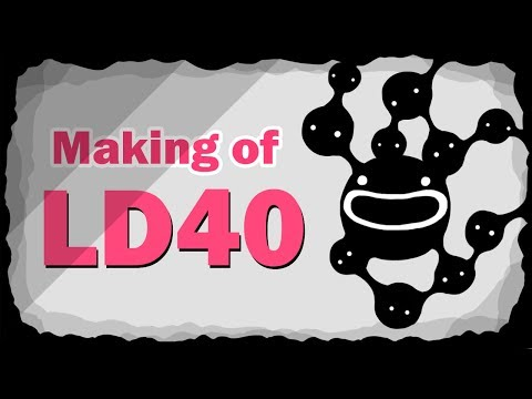 LUDUM DARE 40 - Making of BE YOURSELF