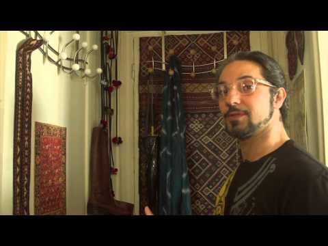 Sakkou Production- Welcome to my life: Shahrokh Moshkin Ghalam به زندگی من خوش آمدید