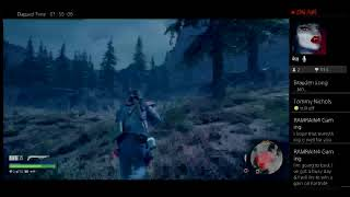 Days Gone Blind Play Part 22
