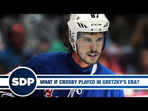 What if Sidney Crosby Played in Wayne Gretzky