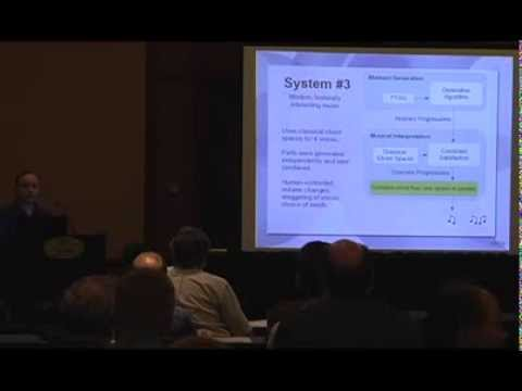 FARM 2013: Donya Quick: Grammar-Based Automated Music Composition in Haskell