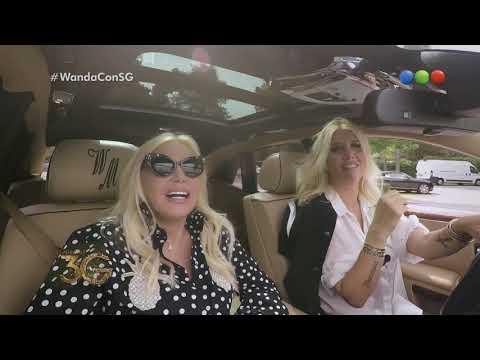 Programa Especial 02 con Wanda Nara (27-09-2017) - Susana Giménez 2017